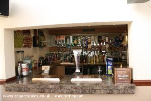 Charlie's Bar - Pete Mortimer - Garden