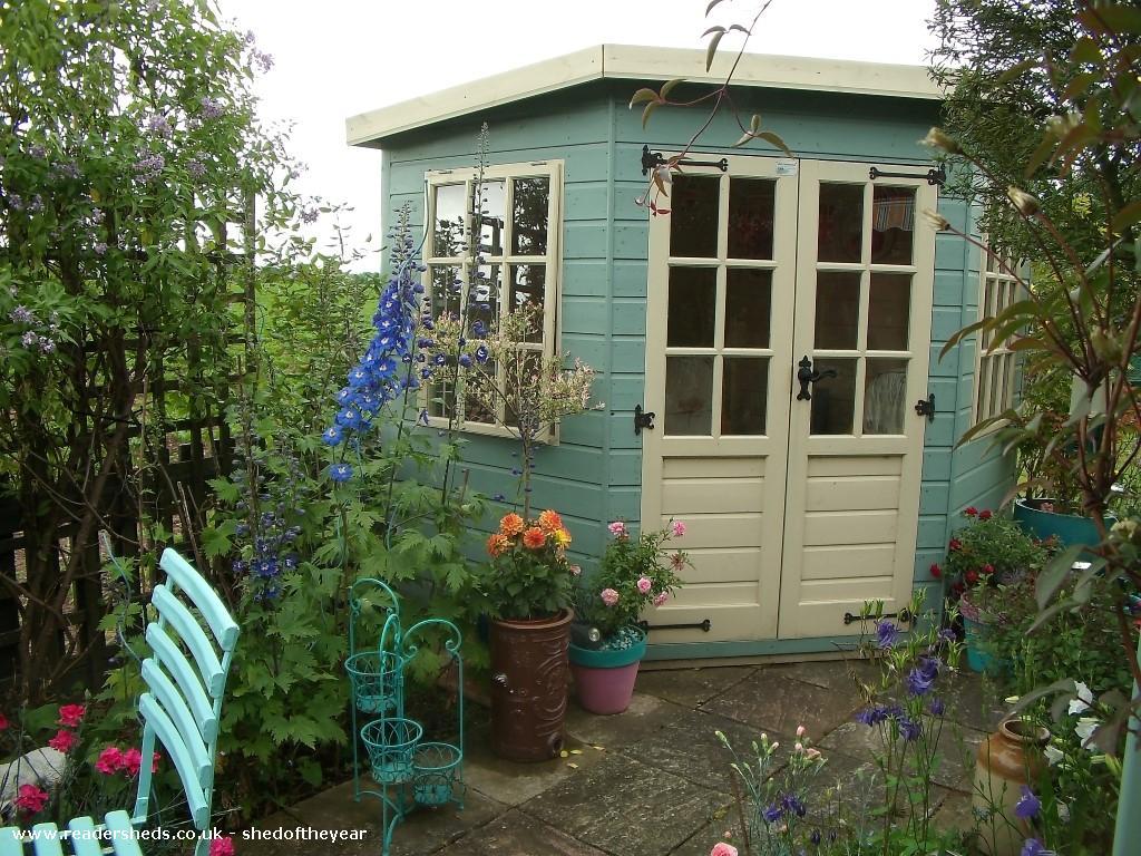 barbados  chatell  - malcolm braithwaite - garden