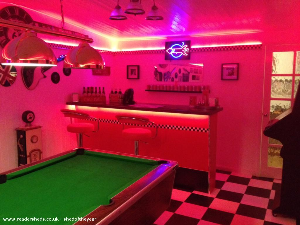 American Diner Games Room Unique From Garden Owned By