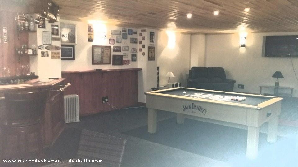 Philips Shed/mancave