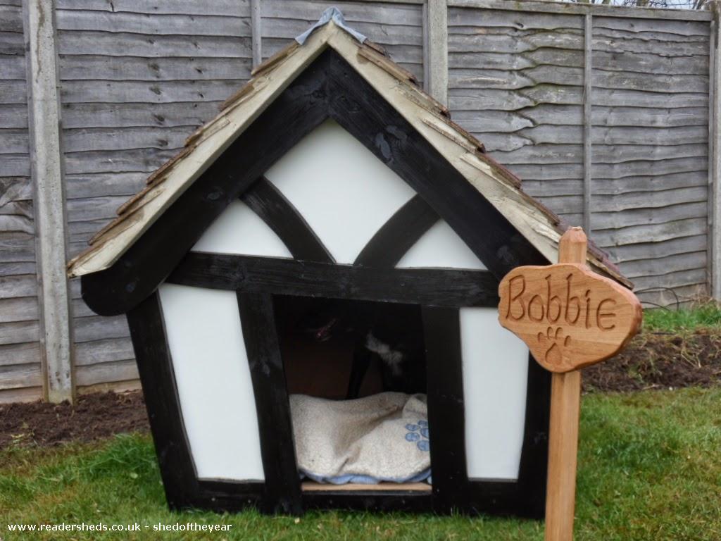 K9 Cottage - Neil Rourke - garden