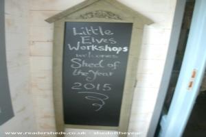 Little Elves Workshops - Nina Mitchell - In my pretty garden