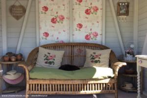 The Summerhouse - S Roylance - Kitchen garden/veg plot