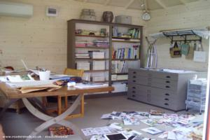 My Hut - Carolyn Hayter - Garden