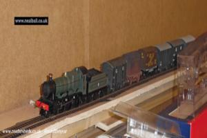 Model Railway room - Neal Ball - Garden