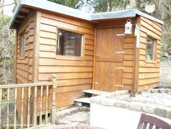 Pat's Cabin - Pat McKenna - Semi-Rural Garden