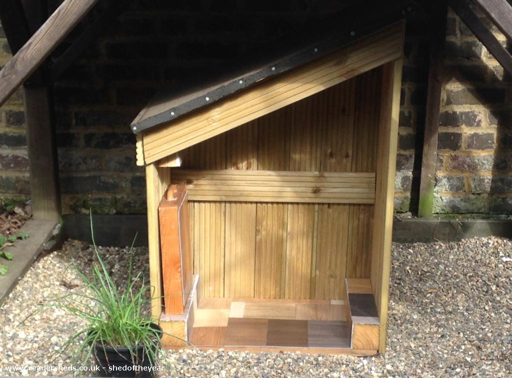 The Weeny Shed Unique From Garden Owned By Oscar