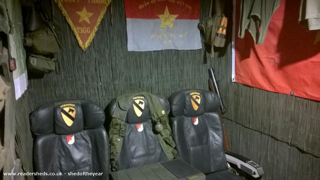 Air Cavalry Bunker