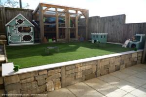 Pedney's Place - Lesley Harper - Garden