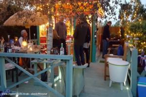 Rum Corner - Nicholas Siminson - Garden