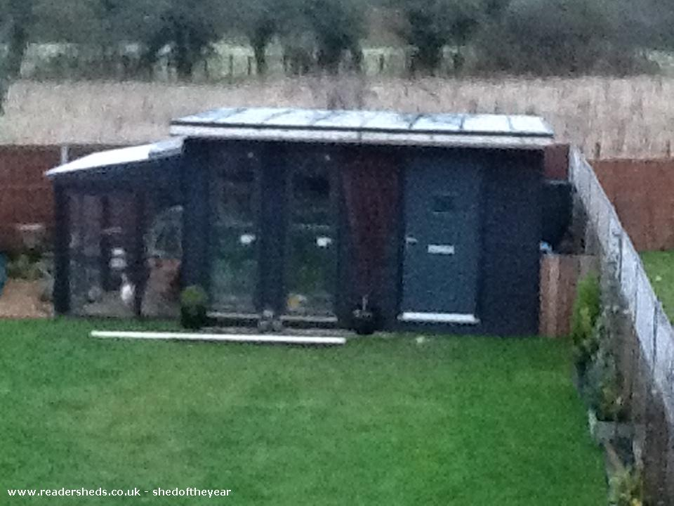 Photo of The Lab & Pheasant , entry to Shed of the year-Front view