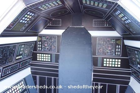 Sci-Fi Shed
