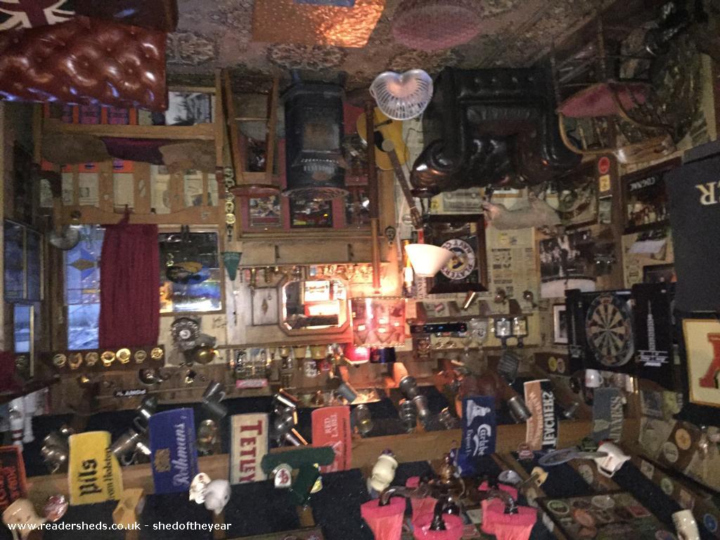 Obriens bar - Mark obrien - North Yorkshire