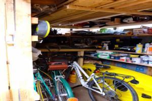 The Urban Boathouse - Dan Tooley - End of garden