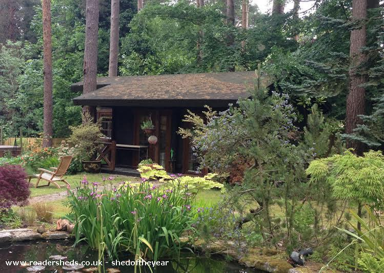 The Garden Tea House - Jeffrey Yong - Garden