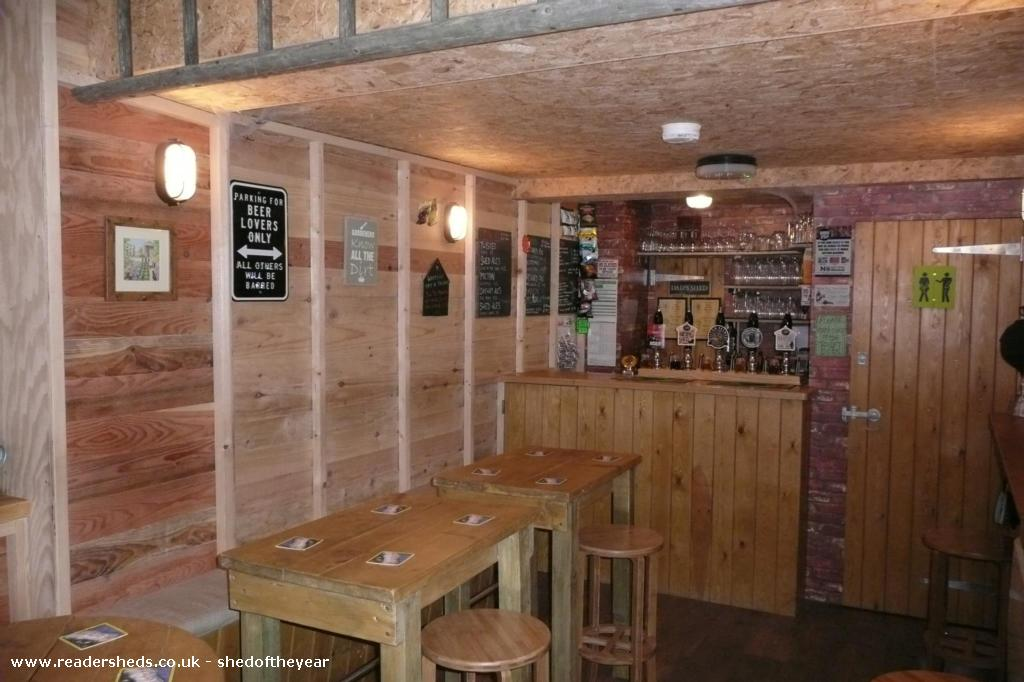 The Shed Alehouse