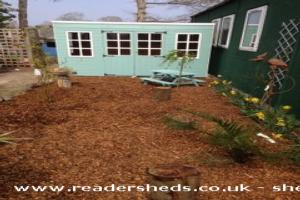 Our Sensory Suite - Helen Dow - playgroup garden