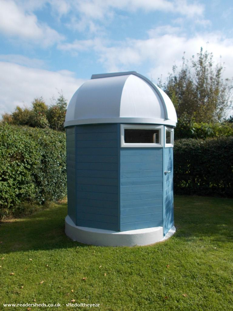 Space Shed