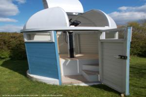 Space Shed - Prof Roger Orpwood - Garden