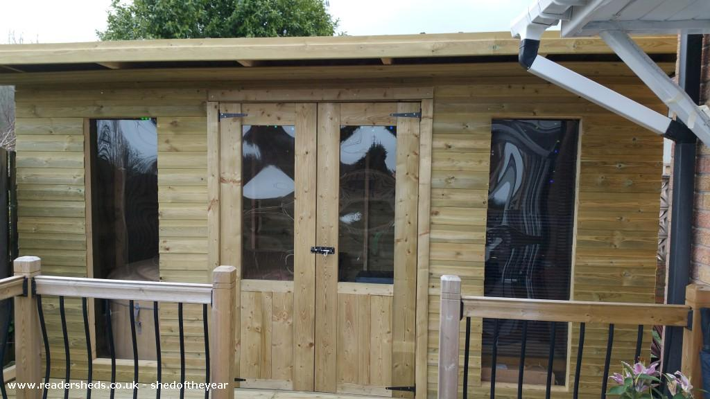 Hot Tub Shed Cabin Summerhouse From Sheffield Owned By