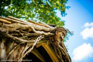 Fairy Tale Hut  - Hugh Morris - Garden