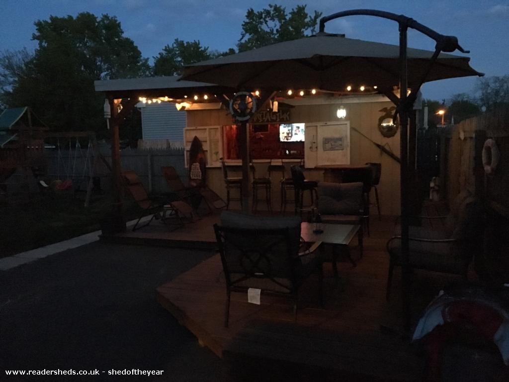 Photo of MargaritaGilk, entry to Shed of the year-Night time