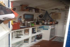 SeaChelle's Rum & Ribs - David Grainger - Garden