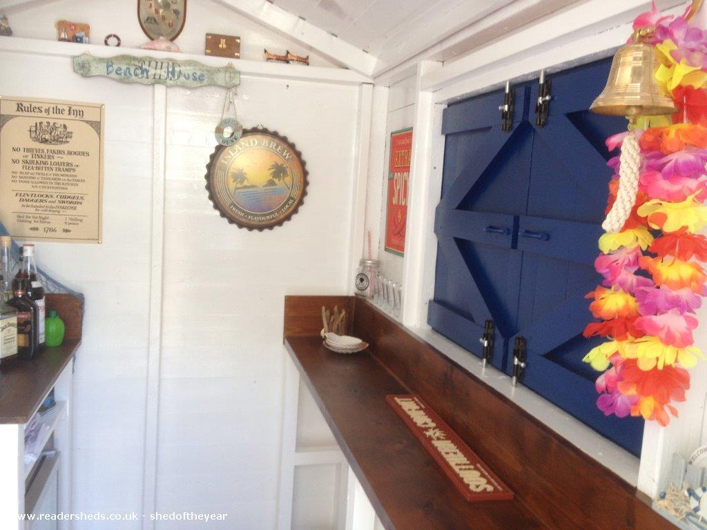 SeaChelle's Rum & Ribs