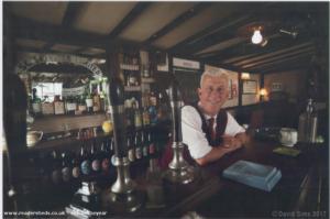 The Bush Inn - John Parks - Shows in Kent