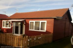 Wilsons holiday shed - Stephen Wilson - in an holiday park