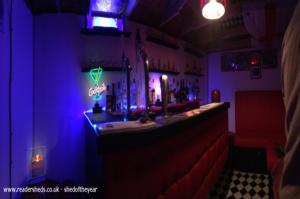 JJ's Bar - Mr John O'Donoghue - Back Garden