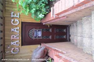 The Flat Tank Inn - David Spruce - Garden