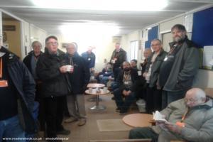 The Gosport Shed - Les Blackburn -  Grounds of St Vincent College