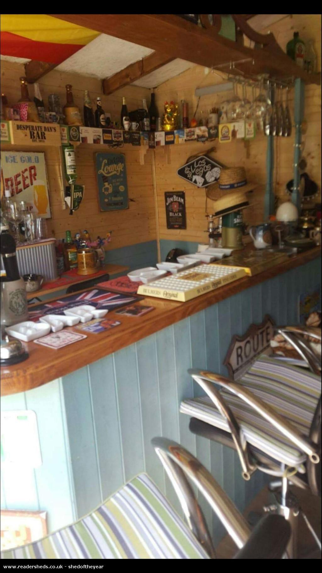 Desperate Dan S Bar Pub Entertainment From Garden Owned
