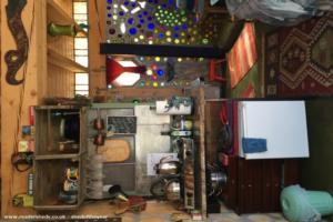 The Mermaid Cottage - KimAnna & Michael Cellura-Shields - on Angel Rock Ranch
