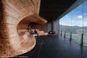 Reindeer Pavillion - Julie - Norwegian Wild Reindeer Centre Pavilion