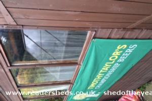 The Beaters Retreat - Rob Wheatcroft - Garden