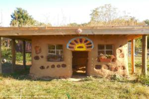 Pig house - Janine Van Norman - farm-pig yard