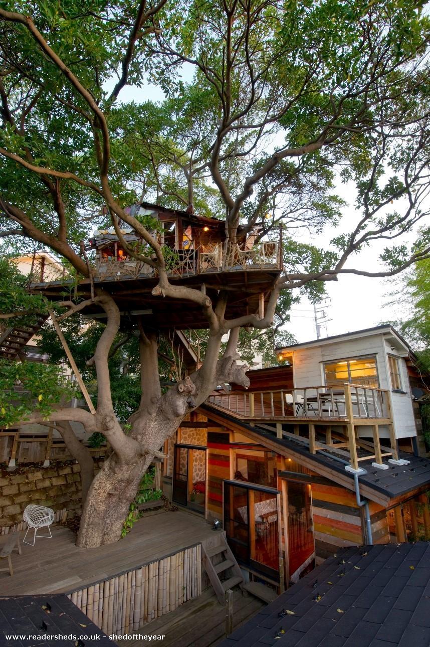 Nanja Monja Cafe Pub Entertainment In Owned By Koji Ozeki