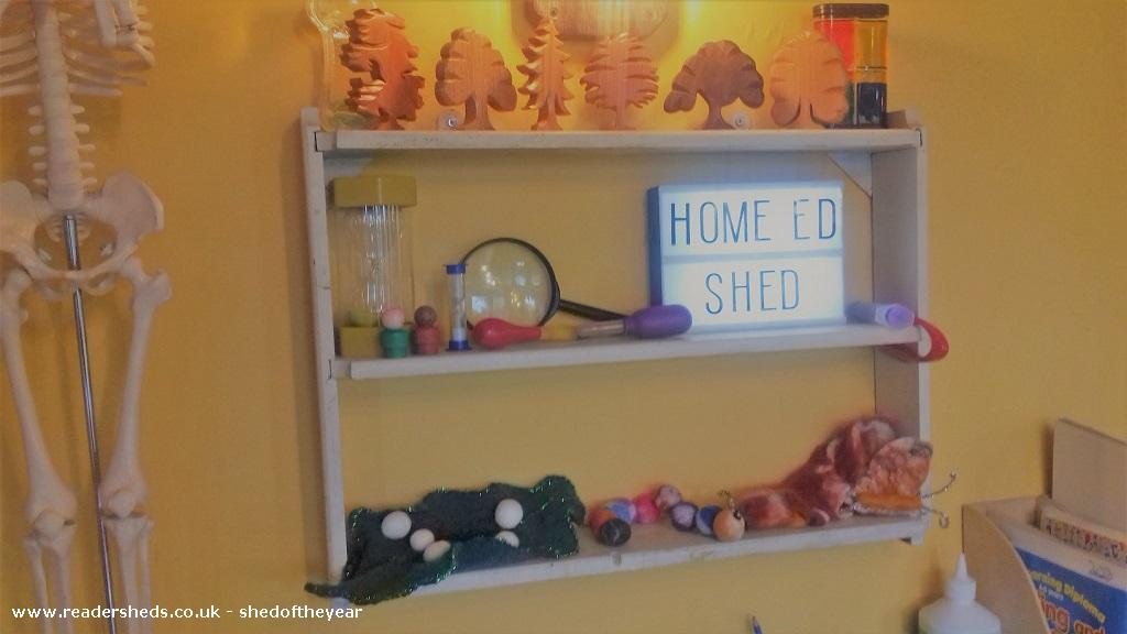 Home-Ed Shed