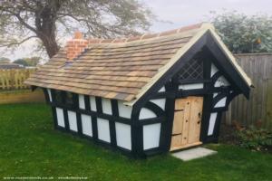 Tudor Playhouse - Craig Clavin - Garden