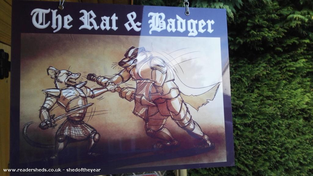 The Rat & Badger
