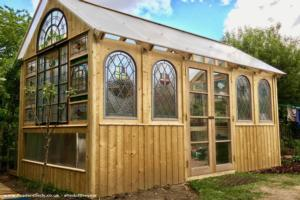 Great Glass Propagator  - Andy Ramsay and Kate Spencer - Rear Garden