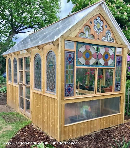 Photo of Great Glass Propagator , entry to Shed of the year-End