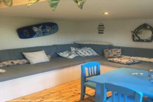 Furthest Beach Hut From The Sea - Chris Putt - Rear Garden