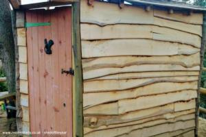 Zipline treehouse shed  - Jan Mikolajczak - Garden