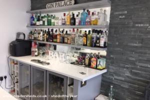Gin Palace - Roy Ferrari - Garden