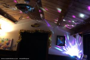 The Epp Inn - Lucie McGrath  - Garden
