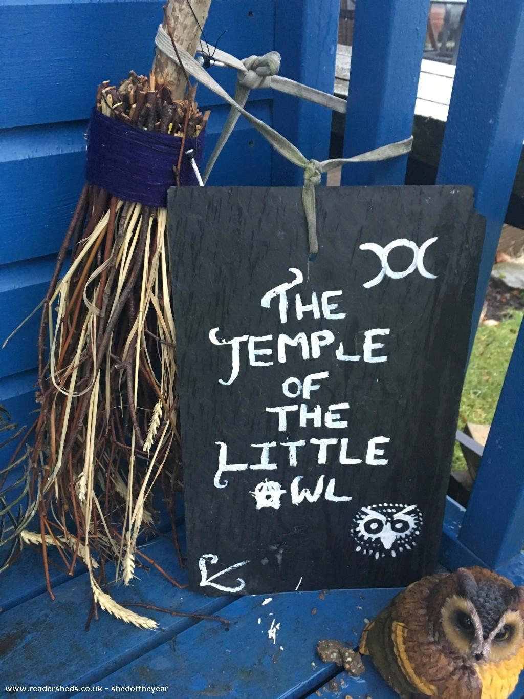 The Temple of the Little Owl