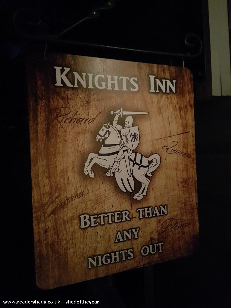Knights Inn - better than any nights out